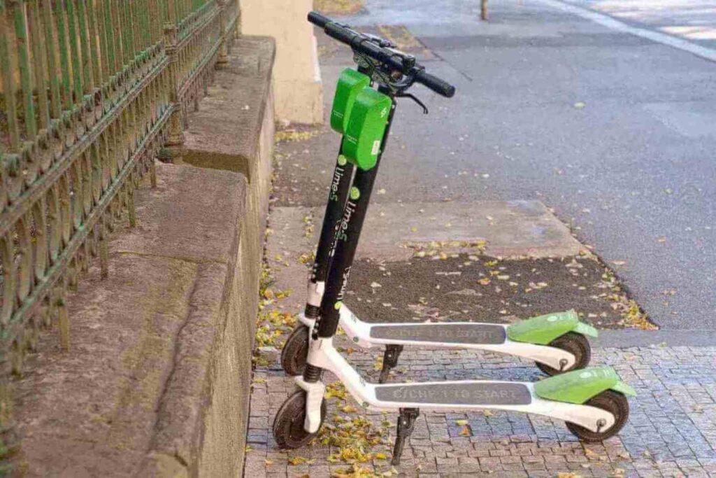 Lime S gratis løbehjul