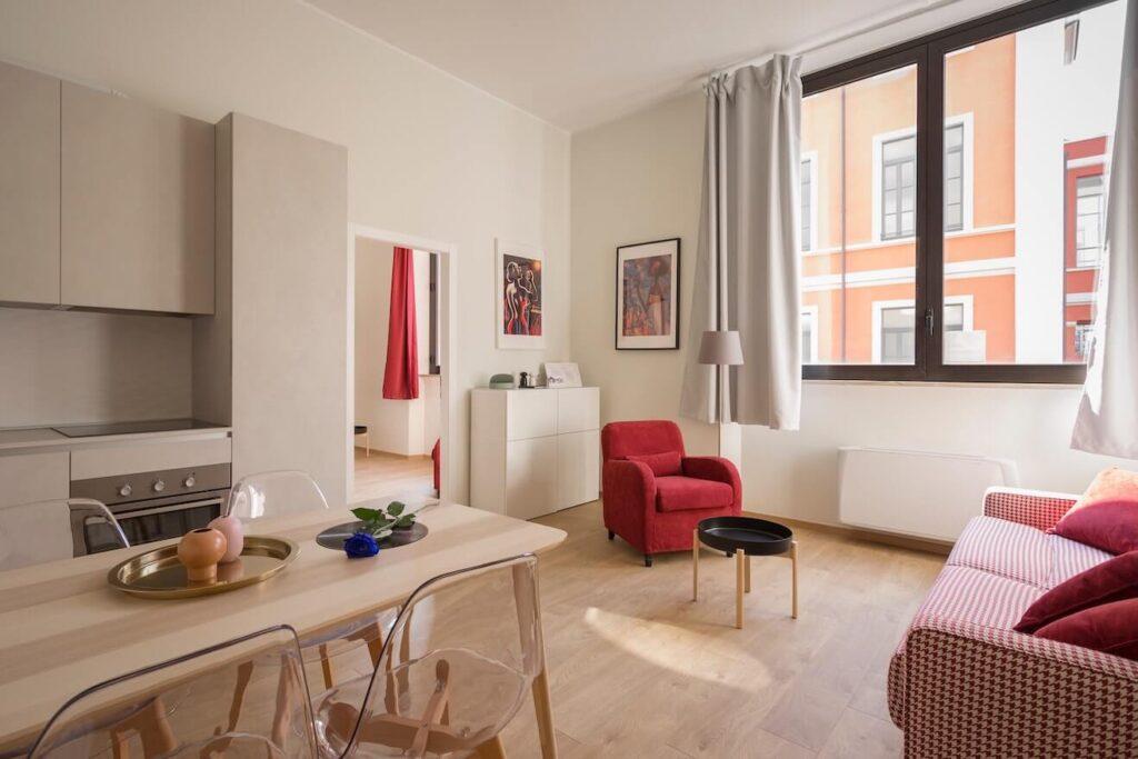 Airbnb lejlighed